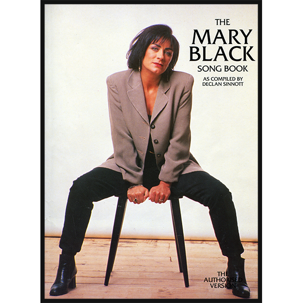 Album cover of The Mary Black Song Book