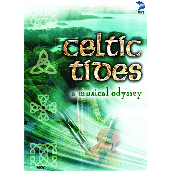 Album cover of Celtic Tides - A Musical Odyssey