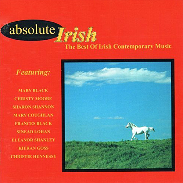 Album cover of Absolute Irish: The Best Contemporary Music