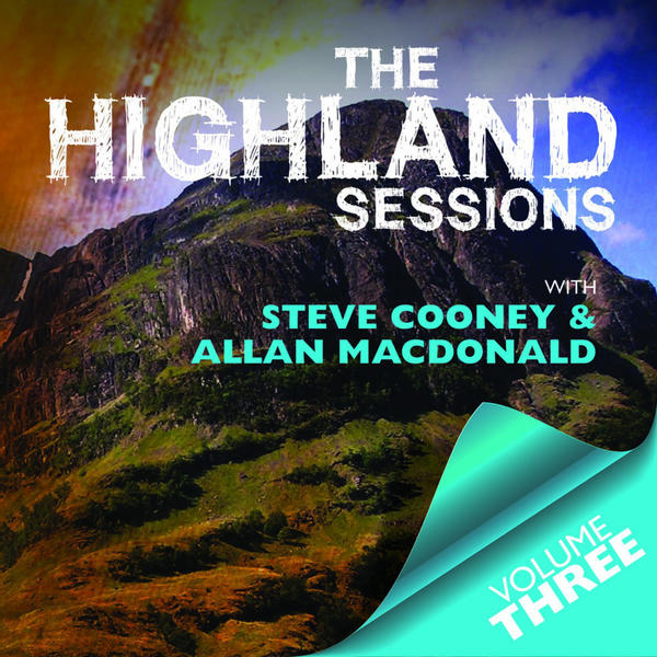 Album cover of The Highland Sessions: Volume Three