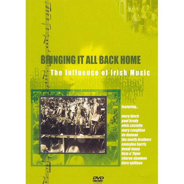 Album cover of Bringing It All Back Home