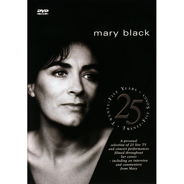 Album cover of Twenty-five Years - Twenty-five Songs DVD
