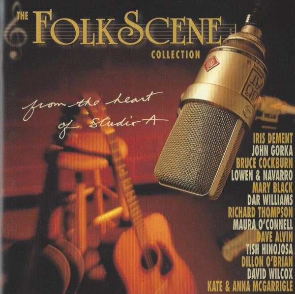 Album cover of The FolkScene Collection - From The Heart of Studio A