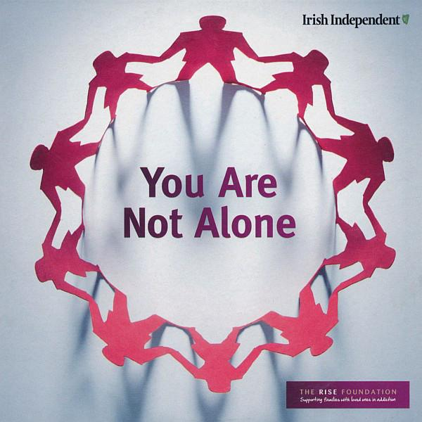 Album cover of You Are Not Alone
