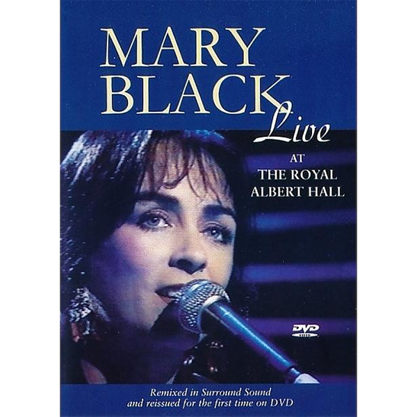 Album cover of Mary Black Live at the Royal Albert Hall