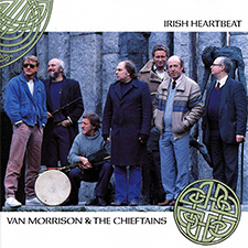 Album Cover of Van Morrison & The Chieftans: Irish Heartbeat