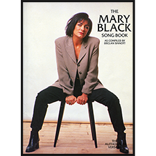 Album cover for The Mary Black Song Book