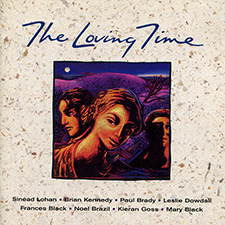 Album cover for The Loving Time