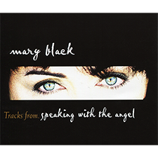 Album cover for Tracks from Speaking With The Angel