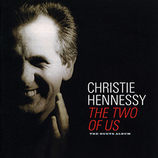 Album cover for Chistie Hennessy - The Two Of Us