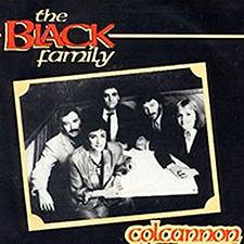 Album Cover of The Black Family - Colcannon