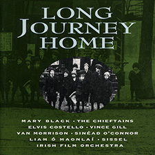 Album Cover of Long Journey Home