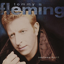 Album Cover of Tommy Fleming - Restless Spirit