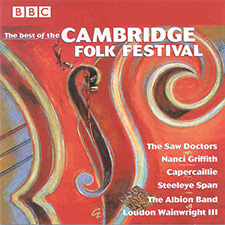 Album Cover of The Best of the Cambridge Folk Festival
