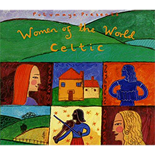 Album cover for Women of the World - Celtic Volume I