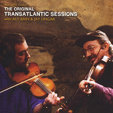 Album cover for Transatlantic Sessions - Series 1: Vol. 3