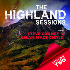 Album Cover of The Highland Sessions, Vol. 2