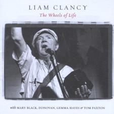 Album cover for Liam Clancy - The Wheels Of Life