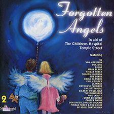 Album cover for Forgotten Angels