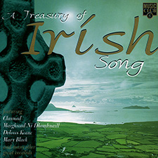 Album Cover of A Treasury of Irish Song