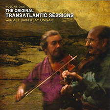 Album cover for Transatlantic Sessions - Series 1: Volume One