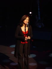 A photo from the Mary Black at the Olympia 2002 gallery