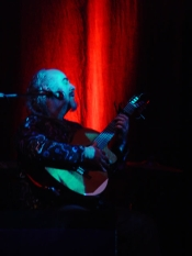 Steve Cooney on guitar