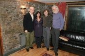 Mary Black with Steve Martin, Billy Robinson and John McEuen